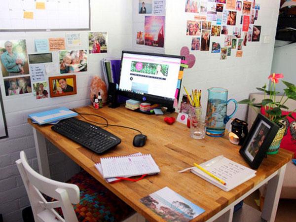 trang trí bàn làm việc 1