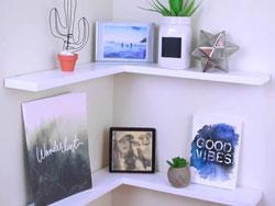 Gợi ý một số cách trang trí phòng ngủ bằng đồ handmade