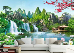 Tranh trang trí phòng khách