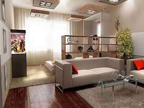 căn hộ studio thiết kế đẹp 16
