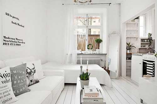căn hộ studio scandinavian 1