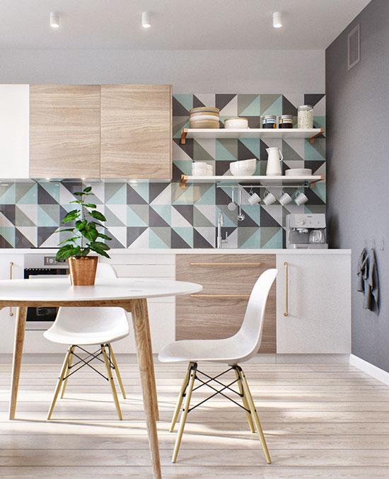 thiết kế nội thất nhà chung cư 40m2 - 18