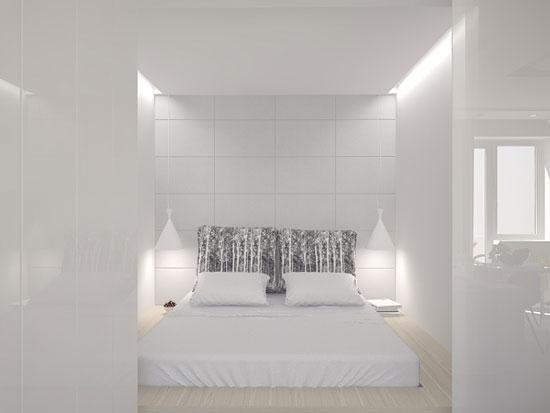 thiết kế nội thất nhà chung cư 40m2 - 7