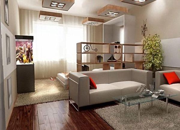 nội thất chung cư mini đơn giản 8