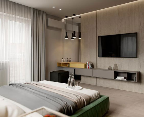 trang trí phòng ngủ đẹp 5