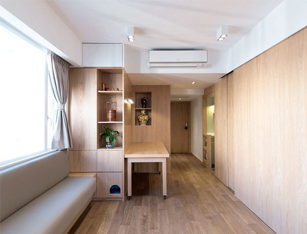 nội thất chung cư mini mẫu 2019 - 11