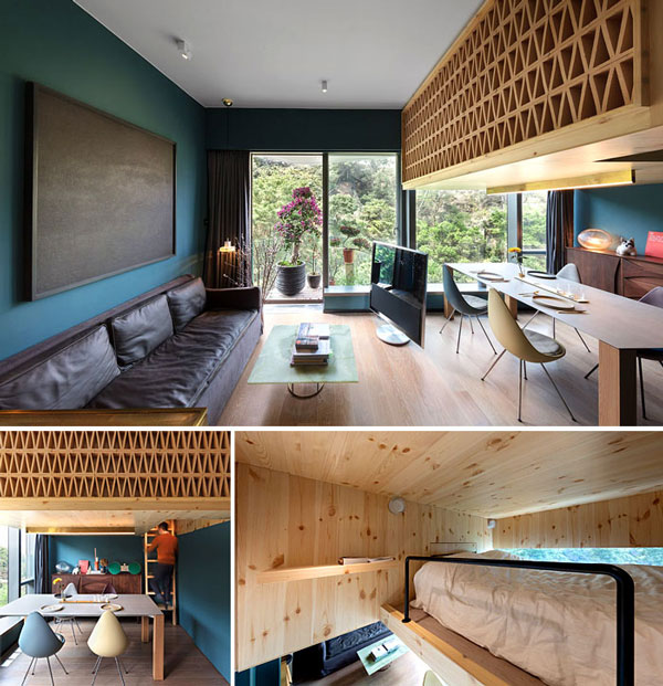 nội thất chung cư mini mẫu 2019 - 12