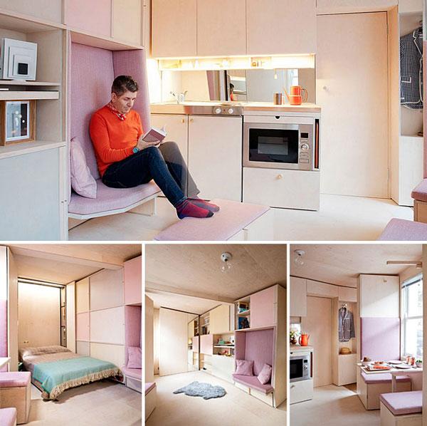 nội thất chung cư mini mẫu 2019 - 13