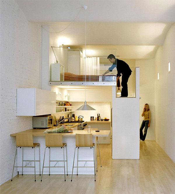 nội thất chung cư mini mẫu 2019 - 14