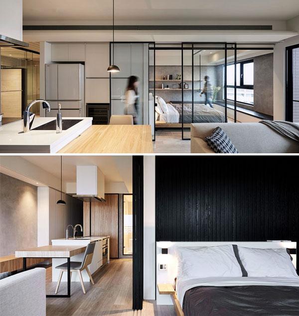nội thất chung cư mini mẫu 2019 - 15