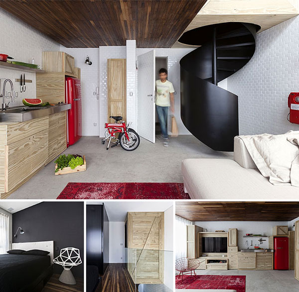 nội thất chung cư mini mẫu 2019 - 18
