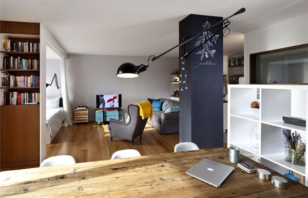 nội thất chung cư mini mẫu 2019 - 21