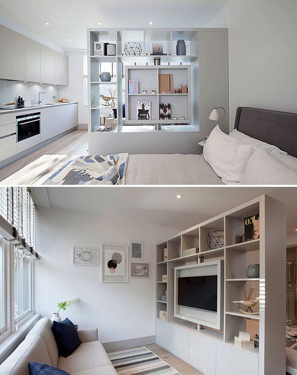 nội thất chung cư mini mẫu 2019 - 22