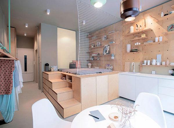 nội thất chung cư mini mẫu 2019 - 25