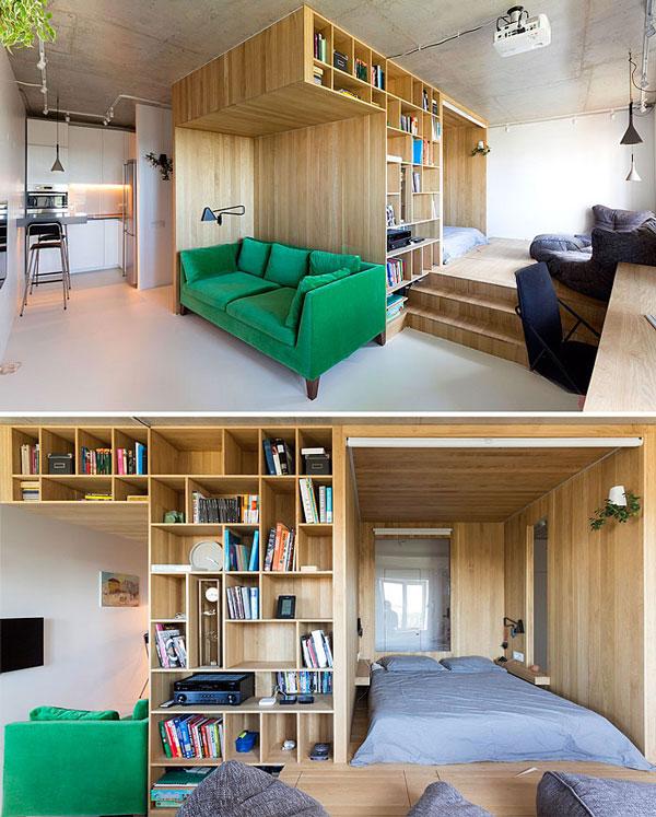 nội thất chung cư mini mẫu 2019 - 6