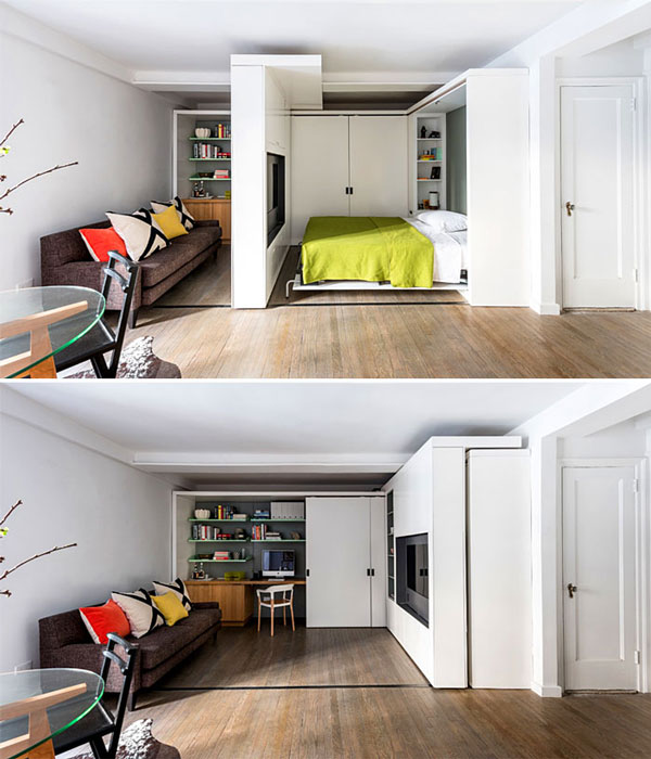 nội thất chung cư mini mẫu 2019 - 7
