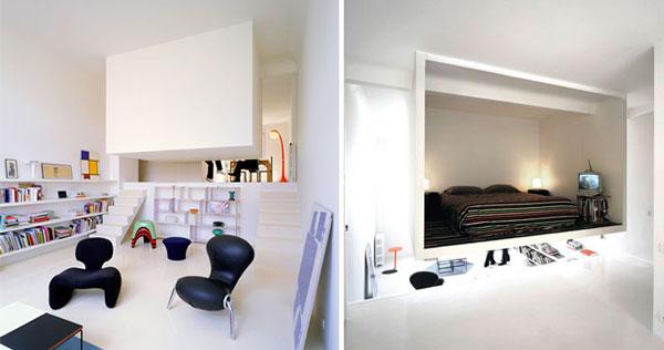 nội thất chung cư mini mẫu 2019 - 9