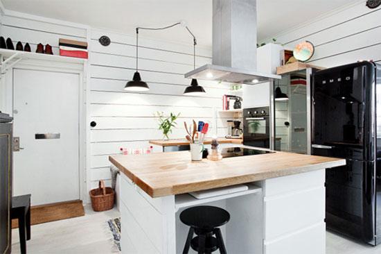 mẫu phòng bếp thiết kế đơn giản 1