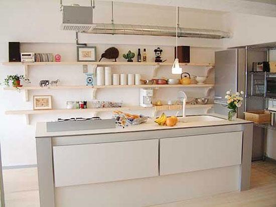 mẫu phòng bếp thiết kế đơn giản 12