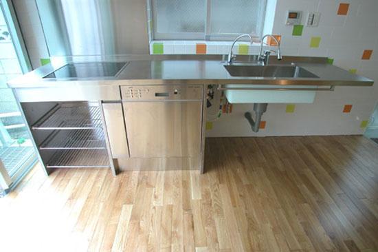 mẫu phòng bếp thiết kế đơn giản 13