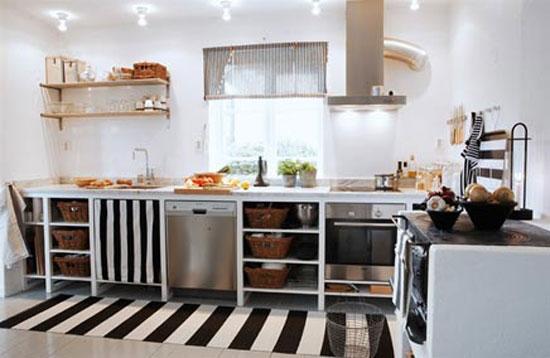mẫu phòng bếp thiết kế đơn giản 14