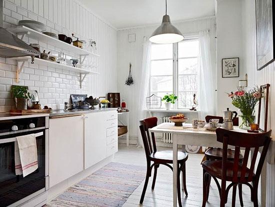 mẫu phòng bếp thiết kế đơn giản 8