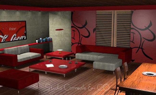 18 Mẫu phòng khách kết hợp với phòng ăn
