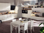 thiết kế nội thất phòng khách liền phòng ăn 12