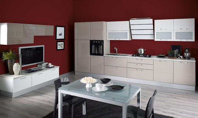 thiết kế nội thất phòng khách liền phòng ăn 15
