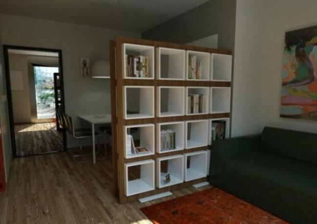 thiết kế nội thất phòng khách liền phòng ăn 18