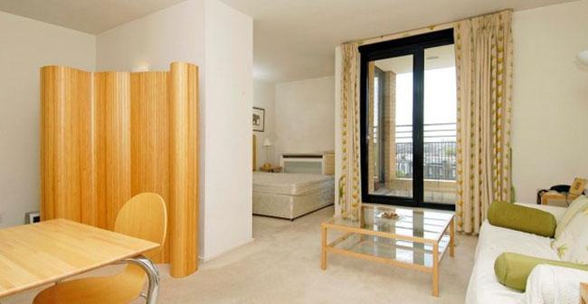 thiết kế nội thất phòng khách liền phòng ăn 8