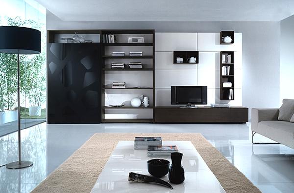 mẫu kệ tivi phòng khách hiện đại 22