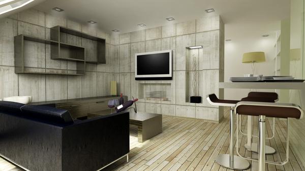 mẫu kệ tivi phòng khách hiện đại 5