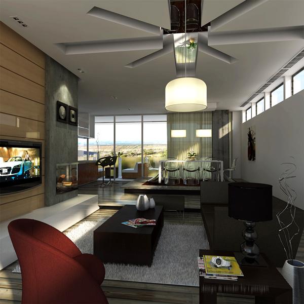 mẫu kệ tivi phòng khách hiện đại 7