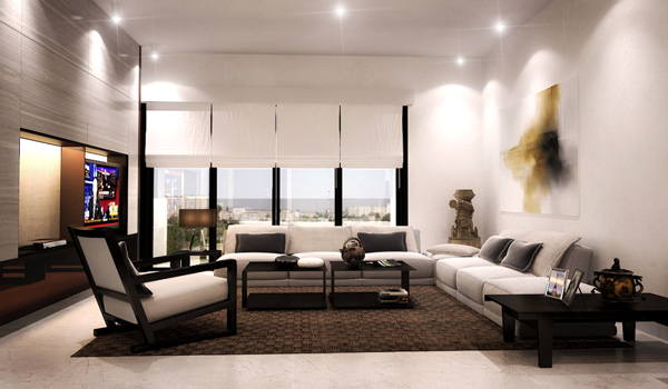 mẫu kệ tivi phòng khách hiện đại 8
