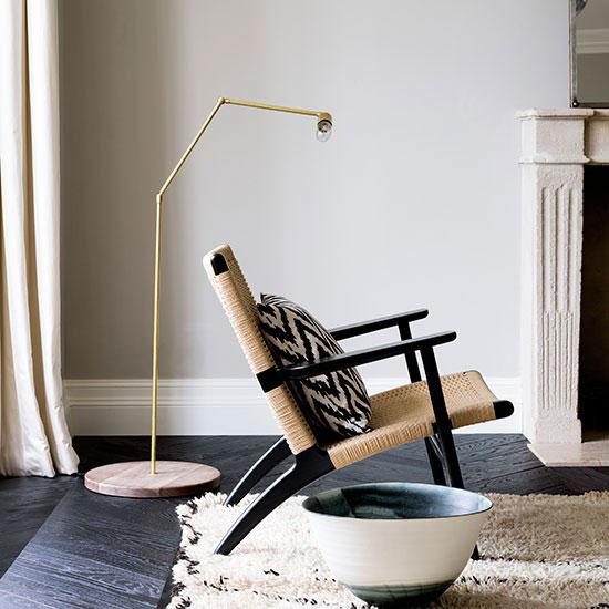 mẫu ghế armchair đẹp 1