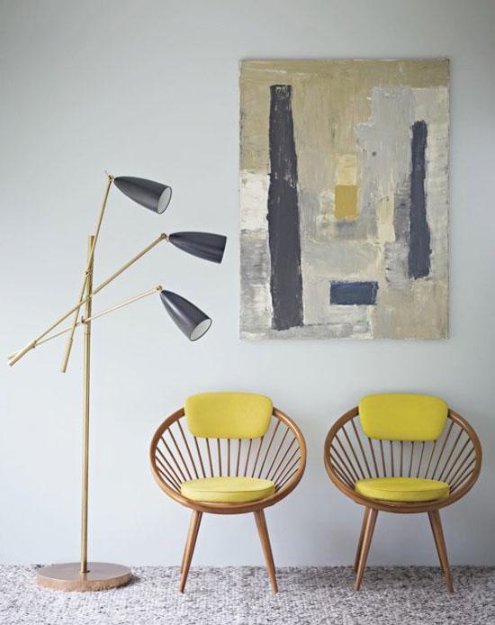 mẫu ghế armchair đẹp 10