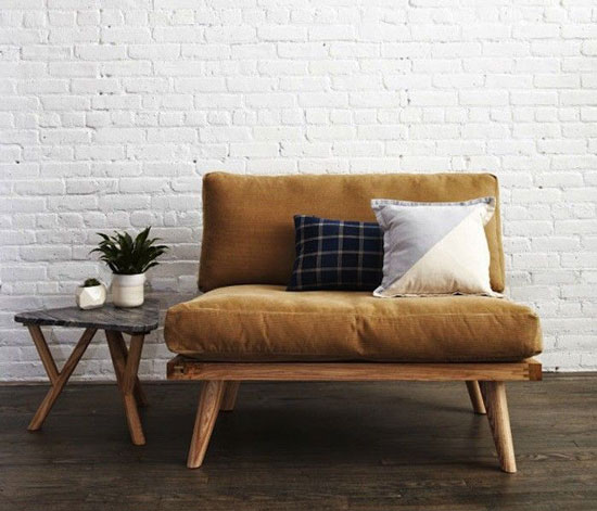 mẫu ghế armchair đẹp 11