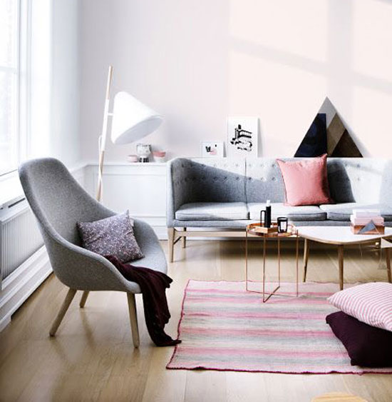 Mẫu ghế armchair phòng khách hiện đại