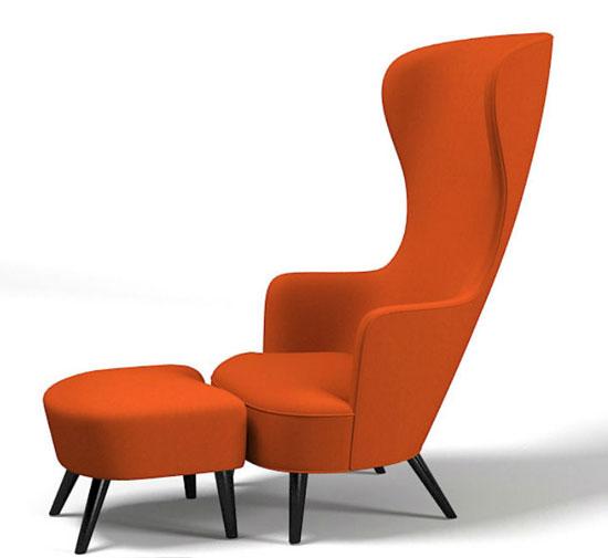 mẫu ghế armchair đẹp 17