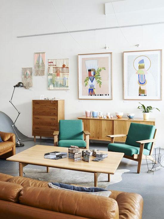 mẫu ghế armchair đẹp 3