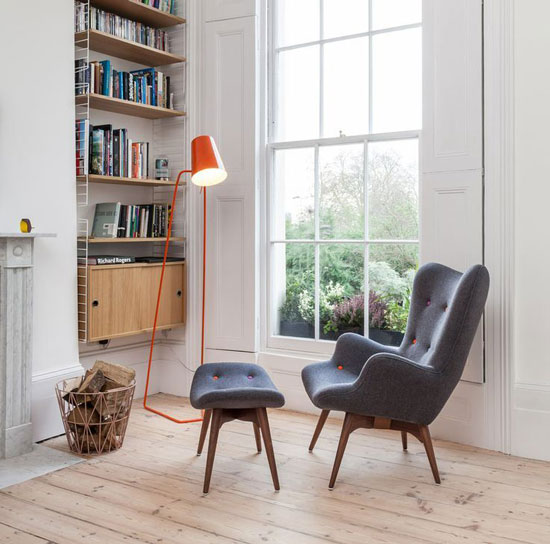 mẫu ghế armchair đẹp 7