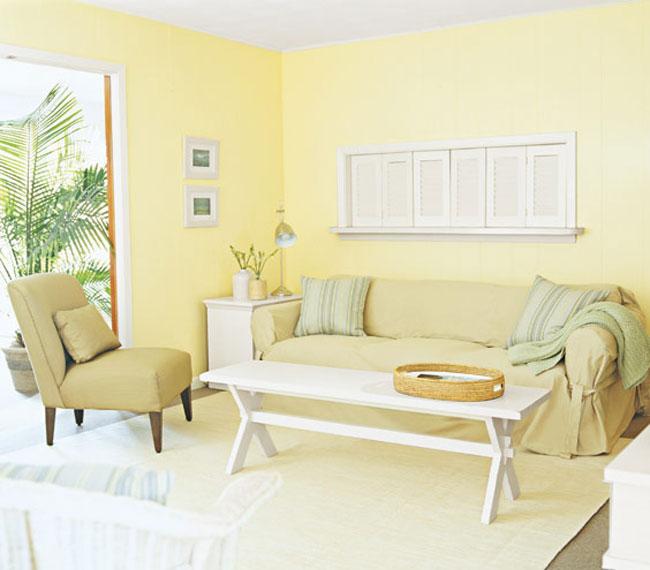 thiết kế phòng khách có gác lửng 11