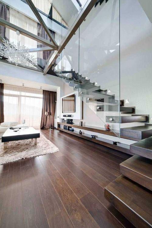 thiết kế gầm cầu thang đẹp 12