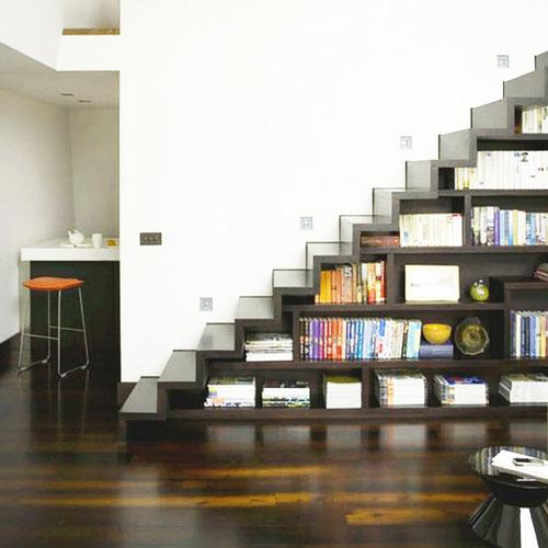 thiết kế gầm cầu thang đẹp 7