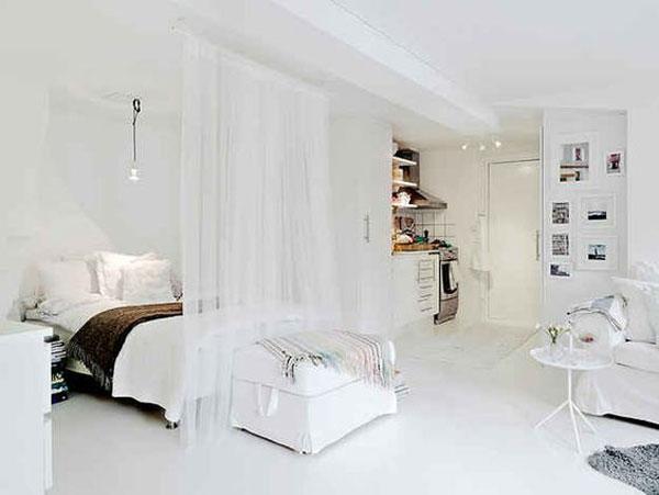 giường ngủ trong phòng khách 10