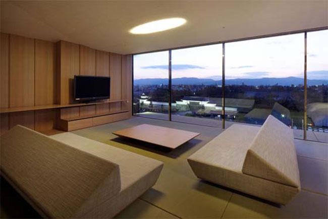 phòng khách kiểu Nhật 15