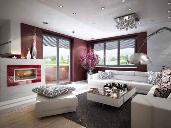 phòng khách kiểu Nhật 8