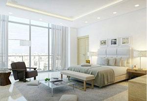 mẫu thiết kế phòng ngủ master 11