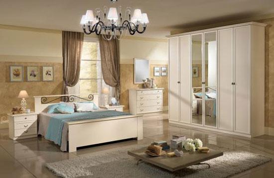 mẫu thiết kế phòng ngủ master 14
